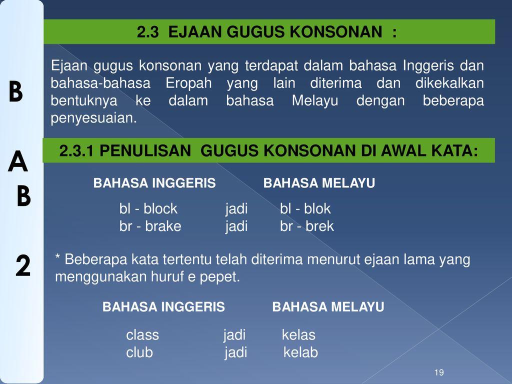 Sejarah Dan Perkembangan Sistem Ejaan Rumi Bahasa Melayu Ppt Download