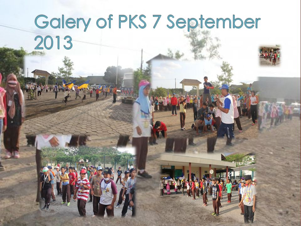 Galery of PKS 7 September 2013