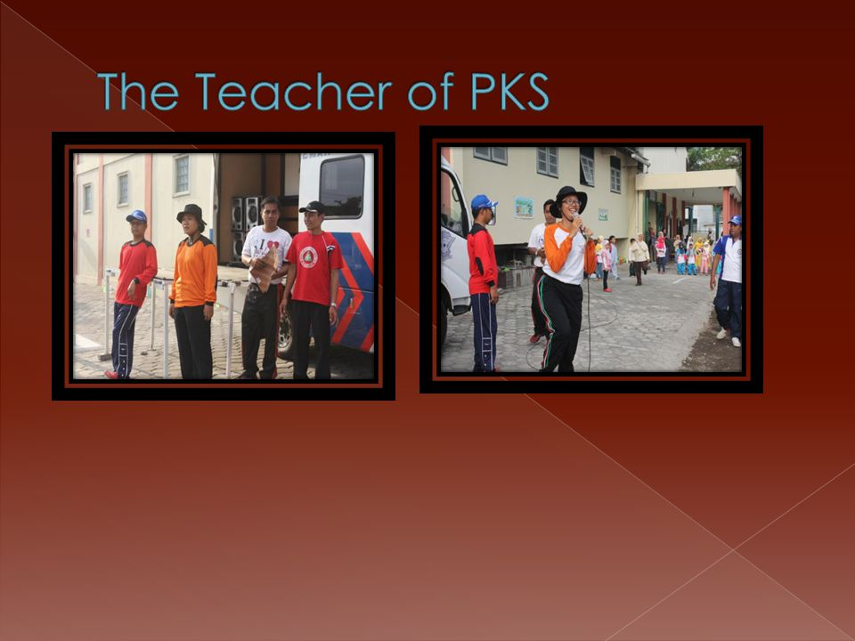 The Teacher of PKS