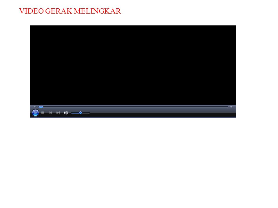 VIDEO GERAK MELINGKAR