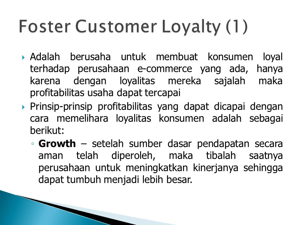 Foster Customer Loyalty (1)