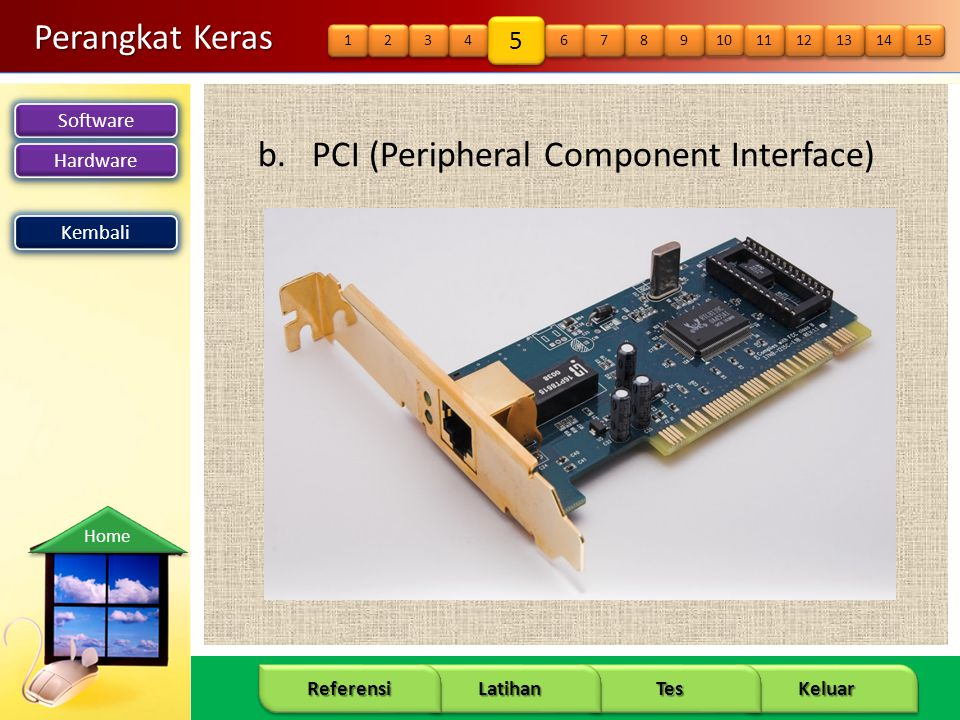 PCI (Peripheral Component Interface)