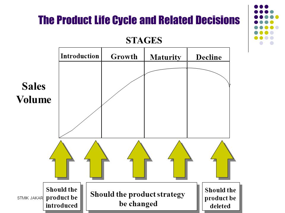 Should the product strategy