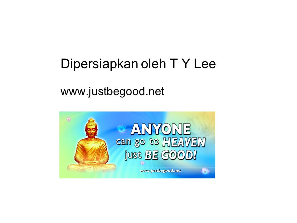 Dipersiapkan oleh T Y Lee