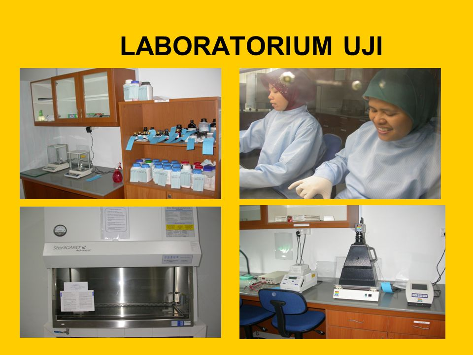 LABORATORIUM UJI 23