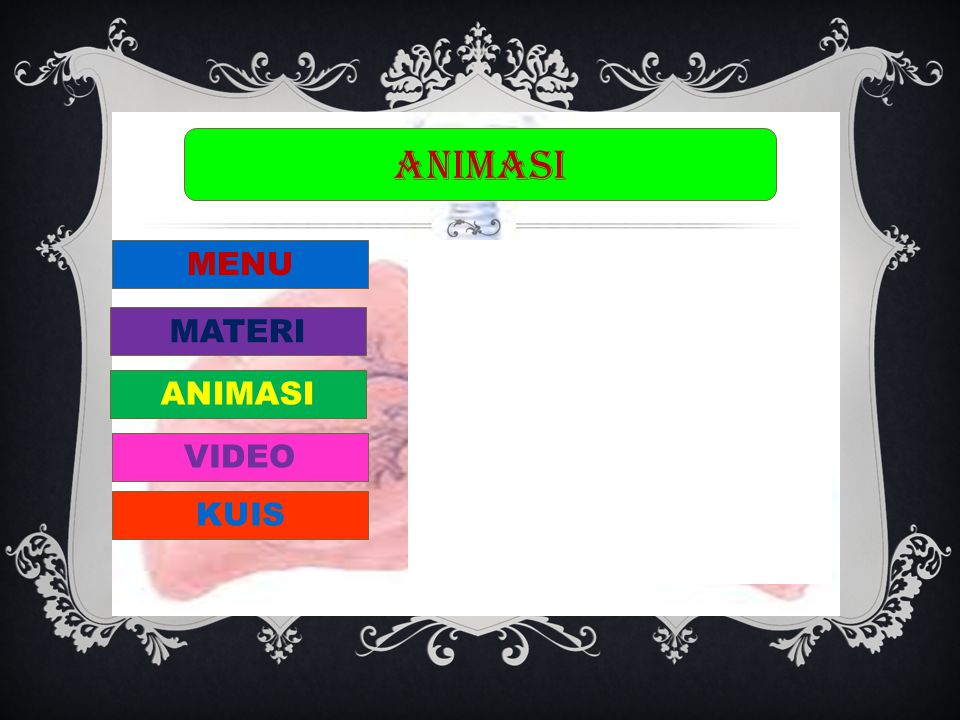 ANIMASI MENU MATERI ANIMASI VIDEO KUIS