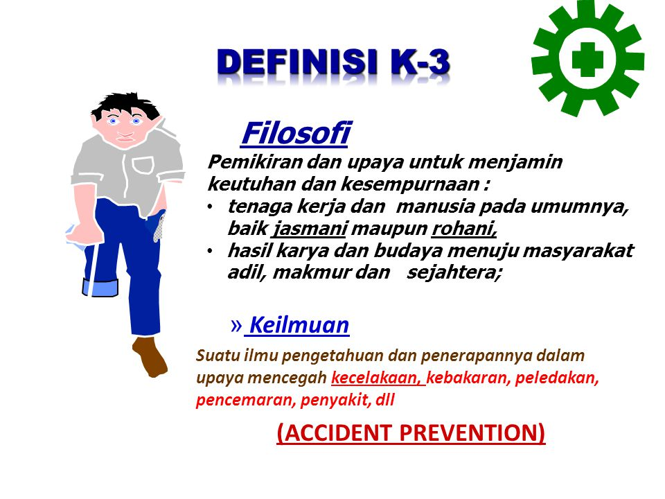 (ACCIDENT PREVENTION)