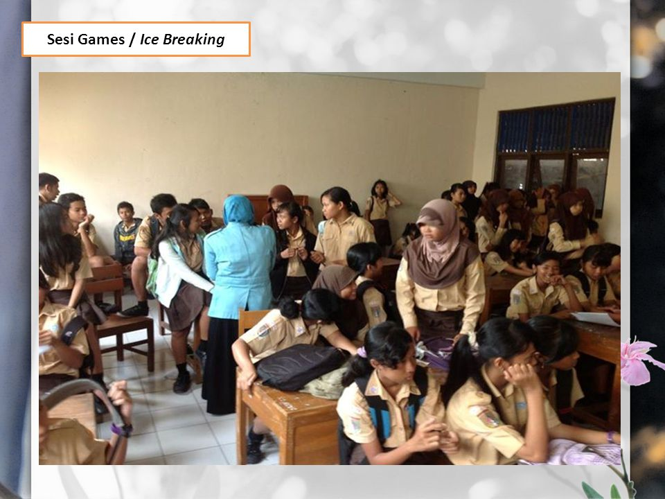 Sesi Games / Ice Breaking