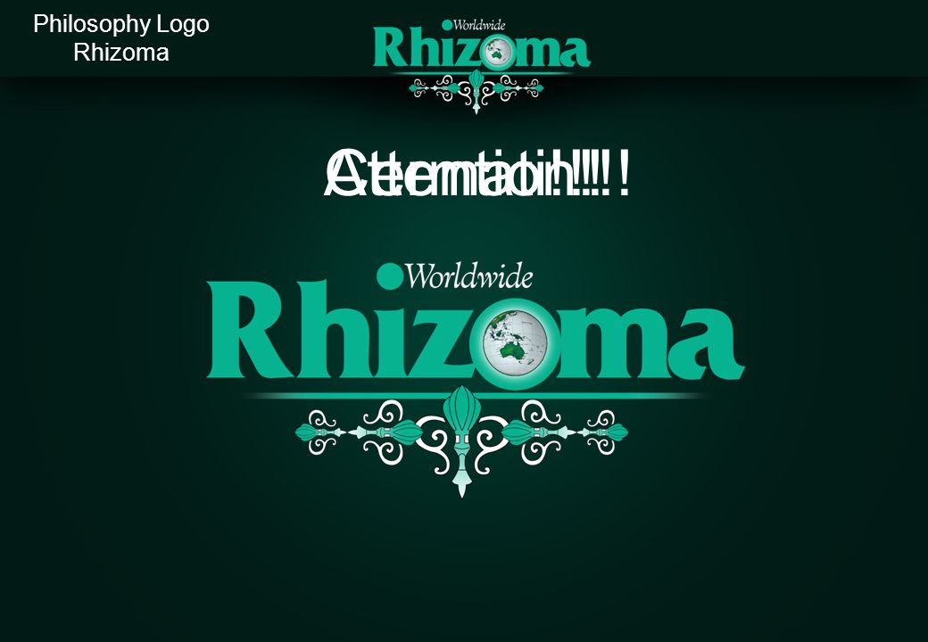 Philosophy Logo Rhizoma