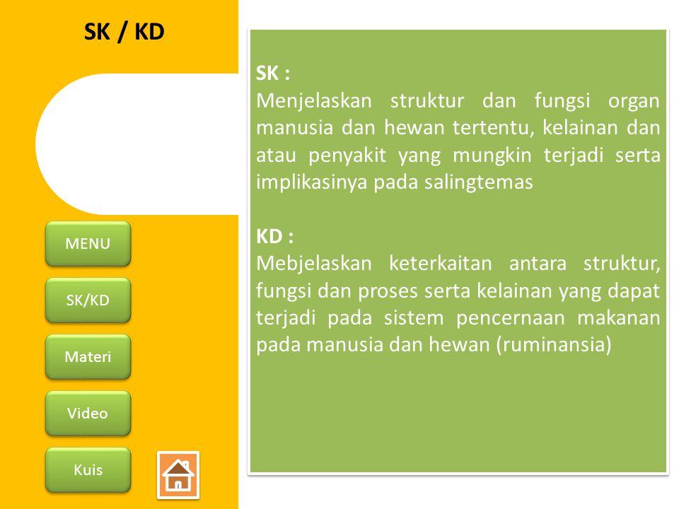 Sistem pencernaan manusia ppt download.