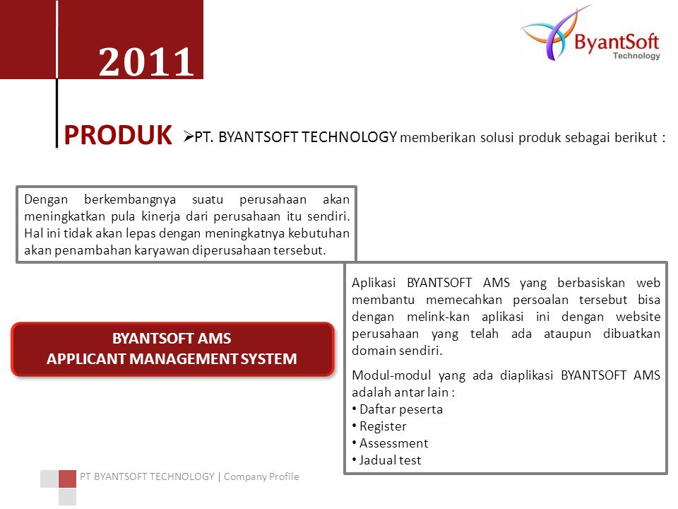 APPLICANT MANAGEMENT SYSTEM