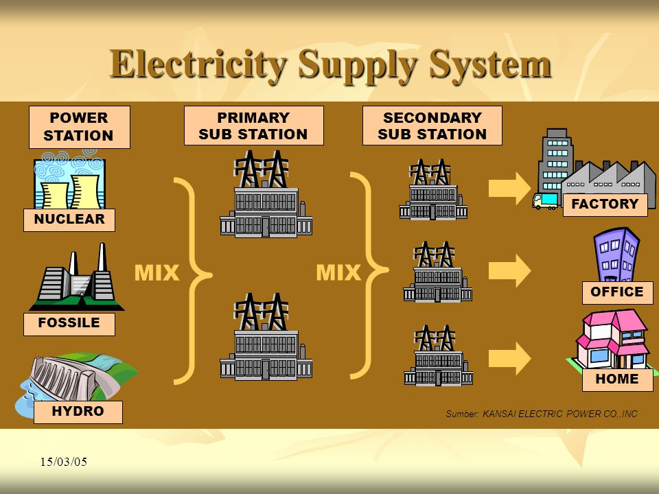 Electricity Supply System