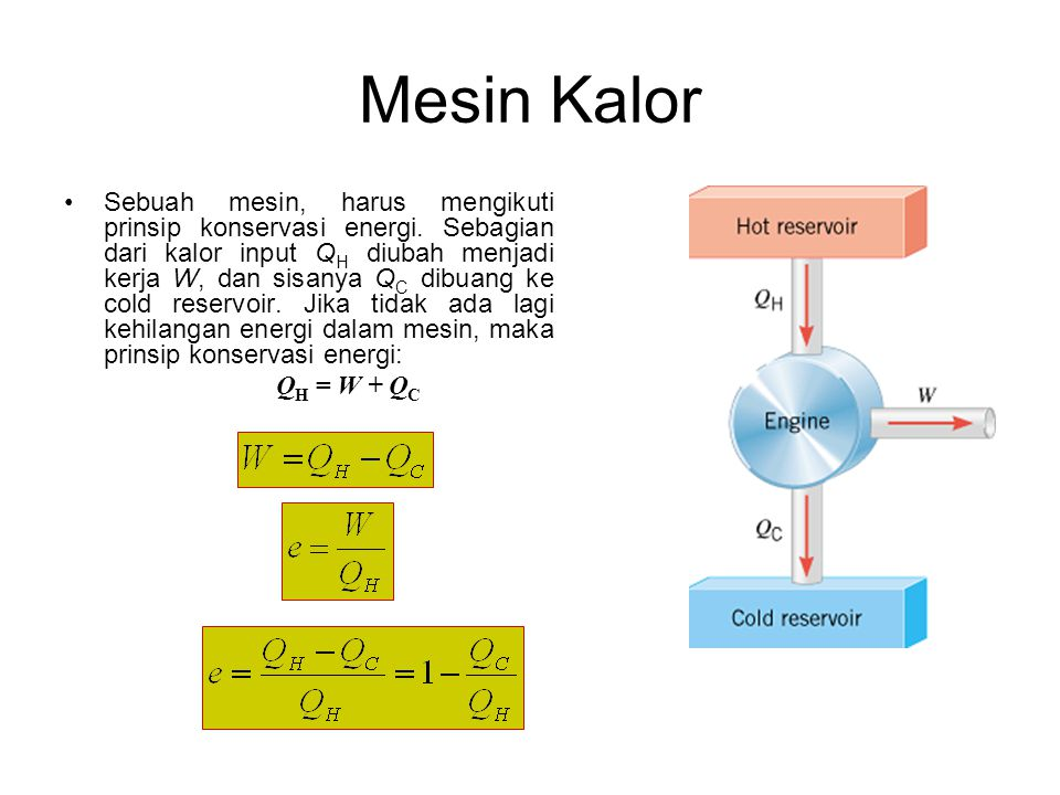 Mesin Kalor