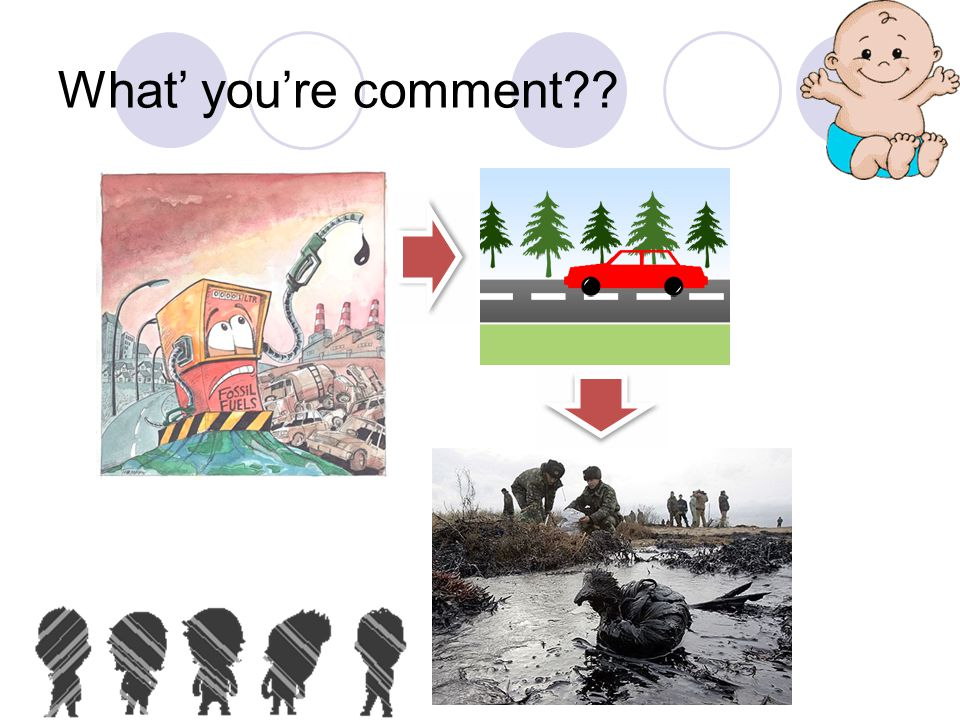 What' you're comment