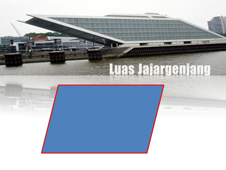 Luas Jajargenjang Picture and text with reflection (Basic)