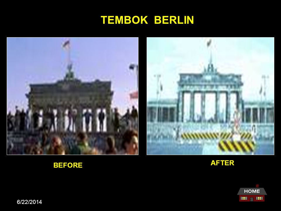 TEMBOK BERLIN AFTER BEFORE 4/3/2017