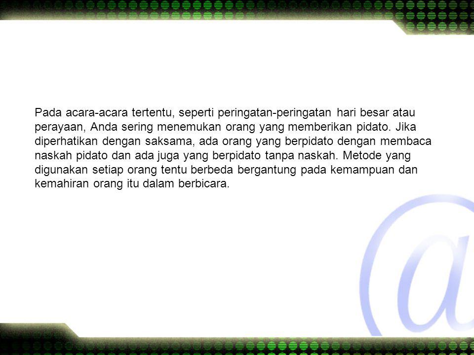 Pidato Bahasa Sunda Kelas X Semester 1 Oleh E Kusnadi Khidhir S Pd