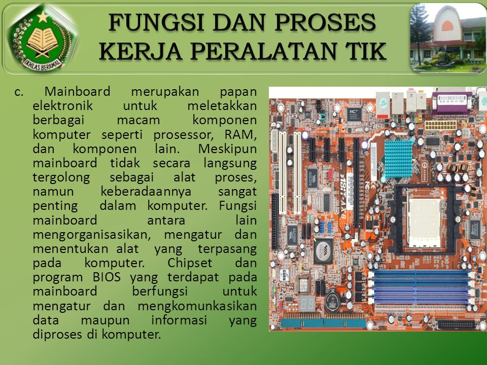 A Telekomunikasi Teknologi Informasi Merupakan Subsistem Dari