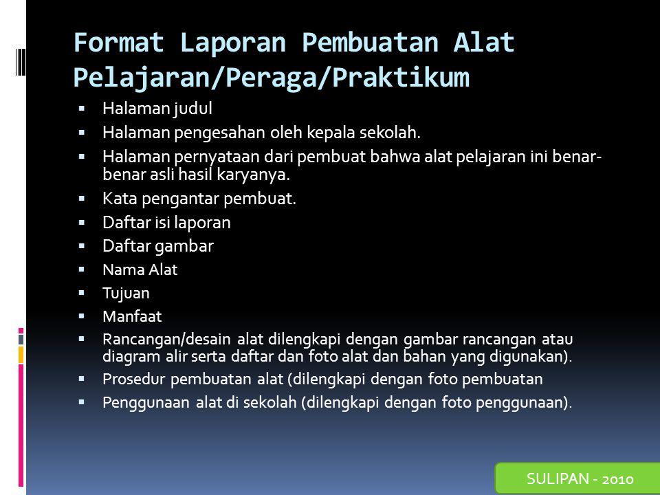 Laporan Karya Inovatif Ppt Download