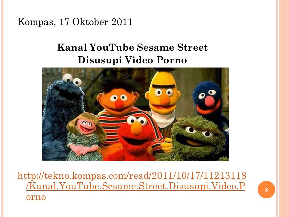 Kanal YouTube Sesame Street