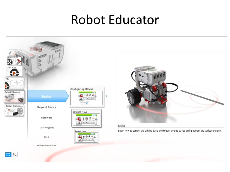Robot Educator