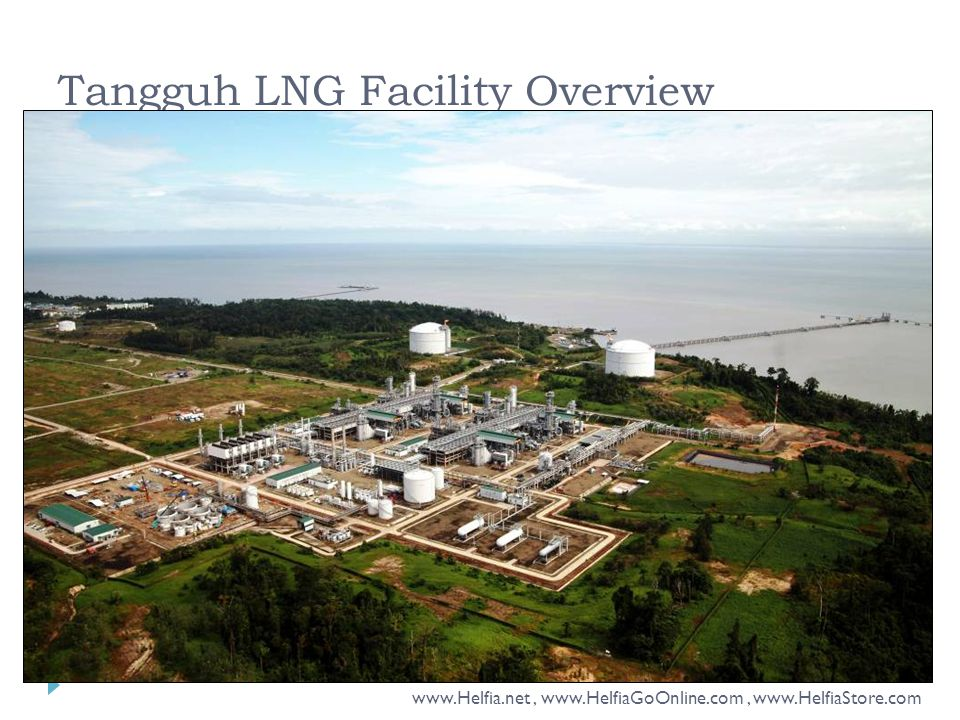Tangguh LNG Facility Overview