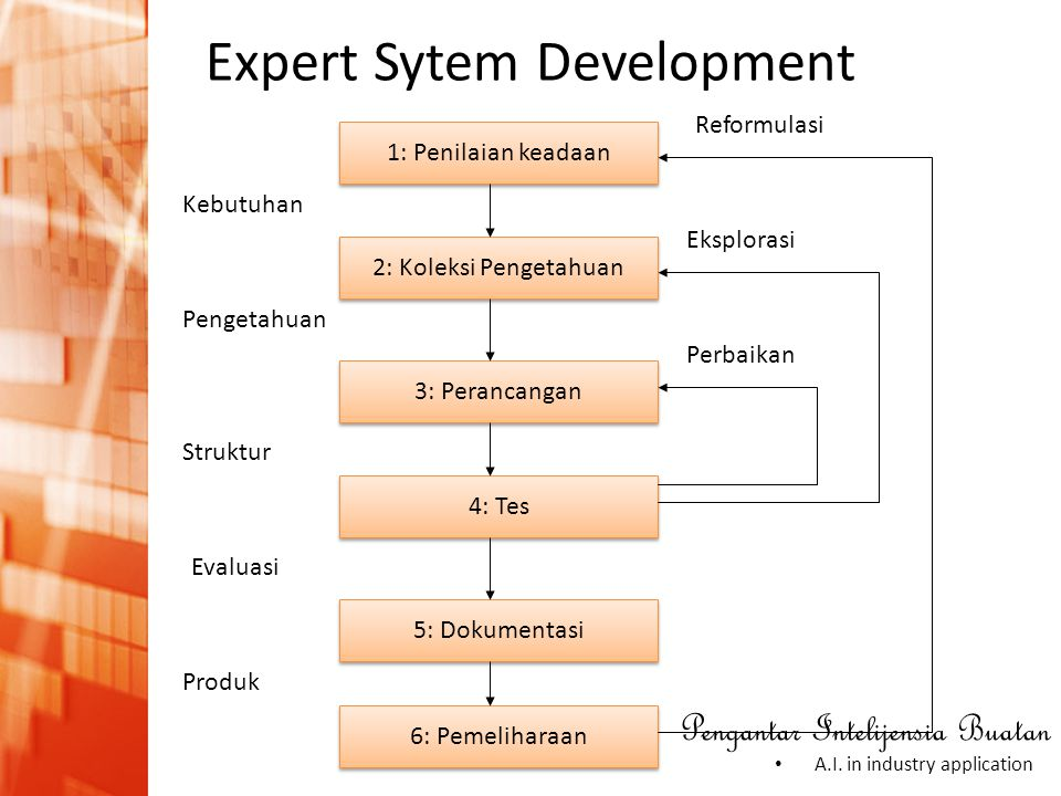 Expert Sytem Development