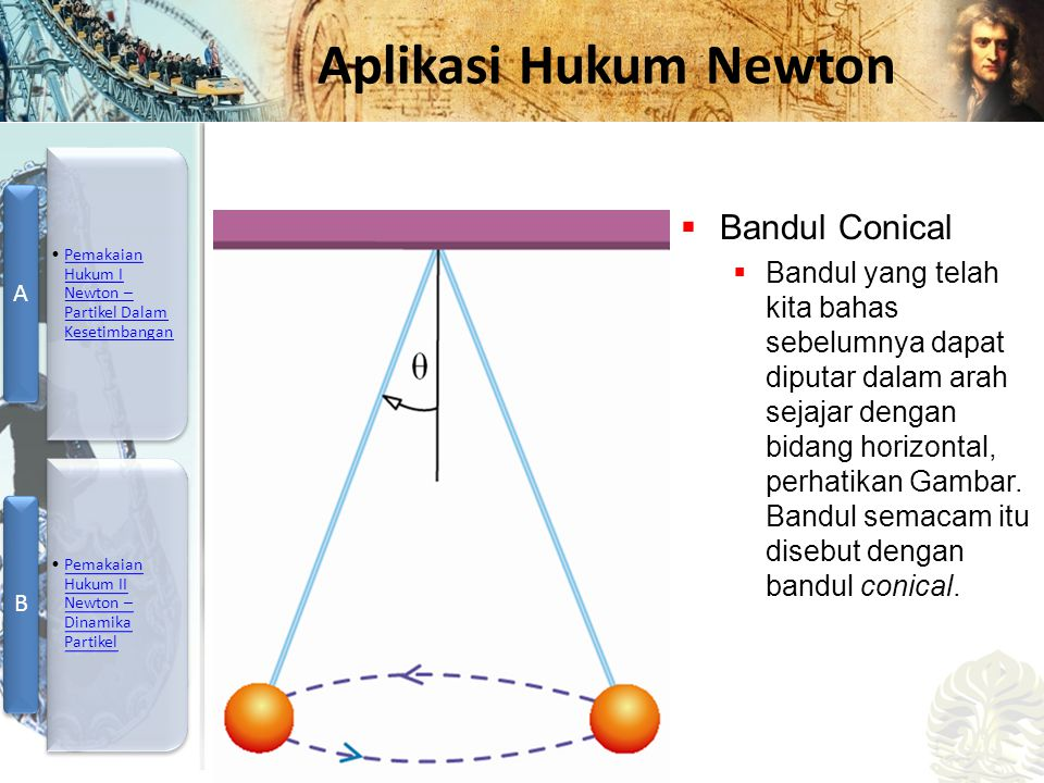 Bandul Conical