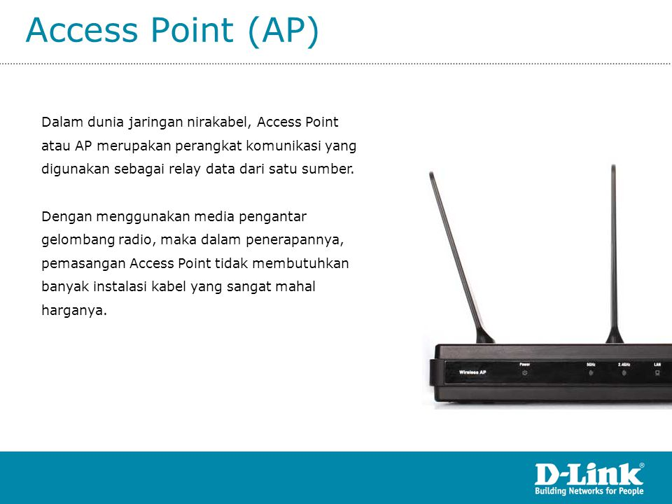 Access Point (AP)