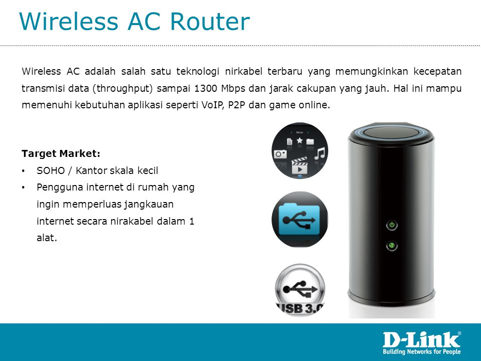 Wireless AC Router