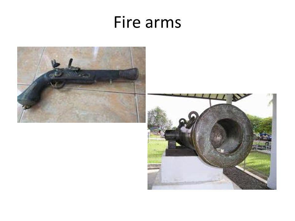 Fire arms