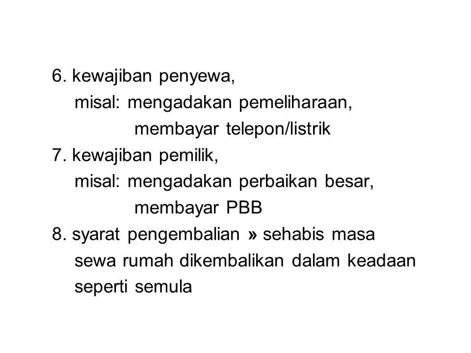 Bahasa Indonesia Surat Kuasa Surat Perjanjian Ppt Download