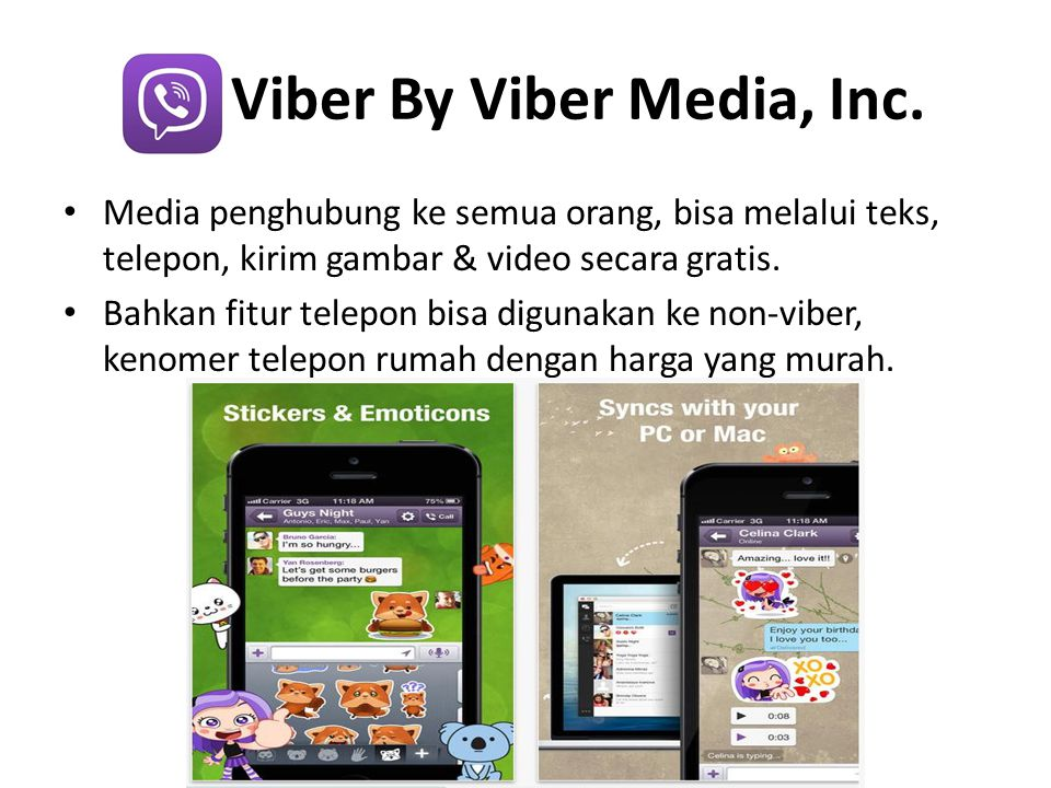 Viber By Viber Media, Inc.