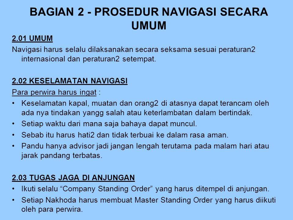 NAVIGATION PROCEDURES - ppt download