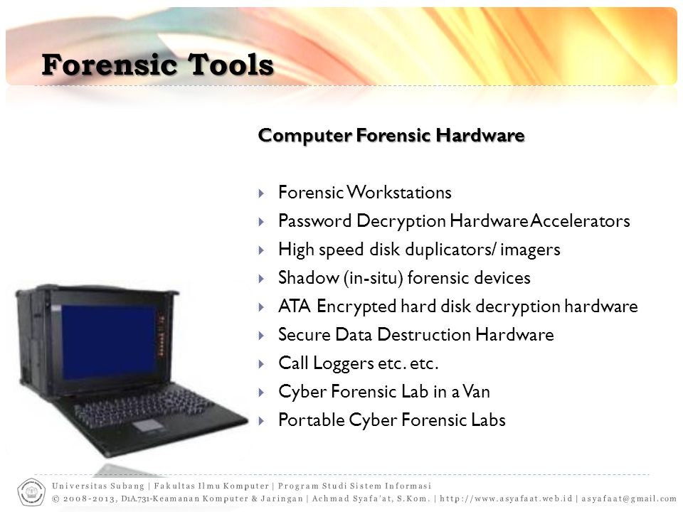 Forensic Tools Computer Forensic Hardware Forensic Workstations