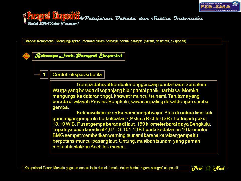 Pelajaran Bahasa Dan Sastra Indonesia Ppt Download