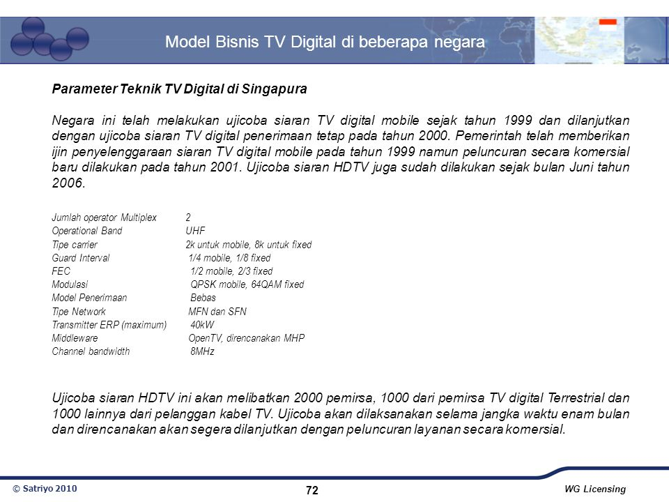 Broadcast Network Operators - ppt download