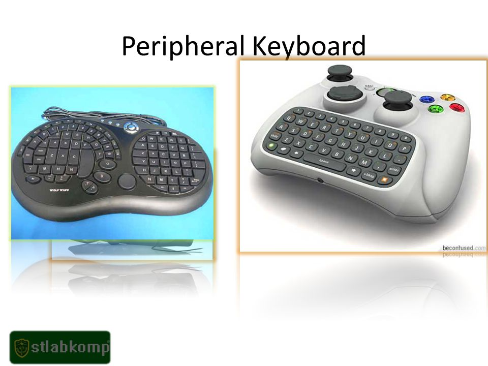 Peripheral Keyboard
