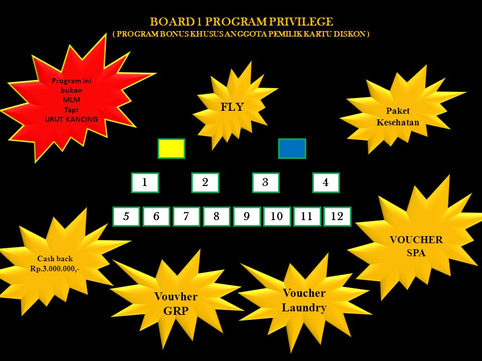 BOARD 1 PROGRAM PRIVILEGE