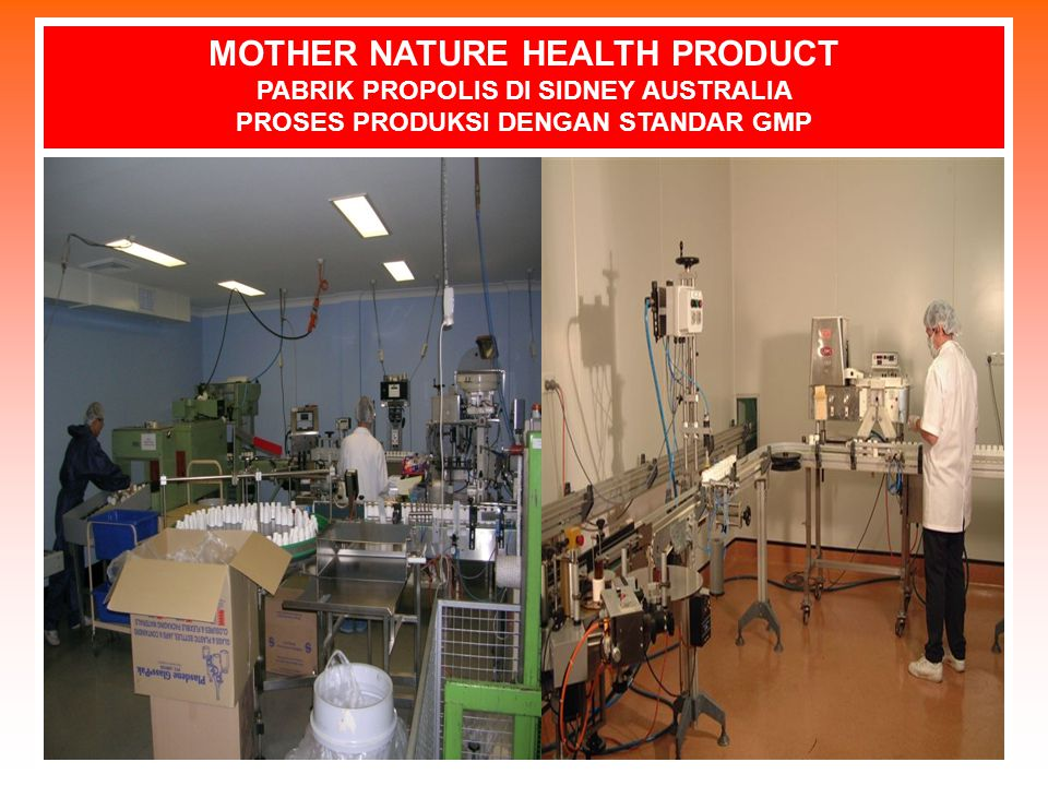 MOTHER NATURE HEALTH PRODUCT