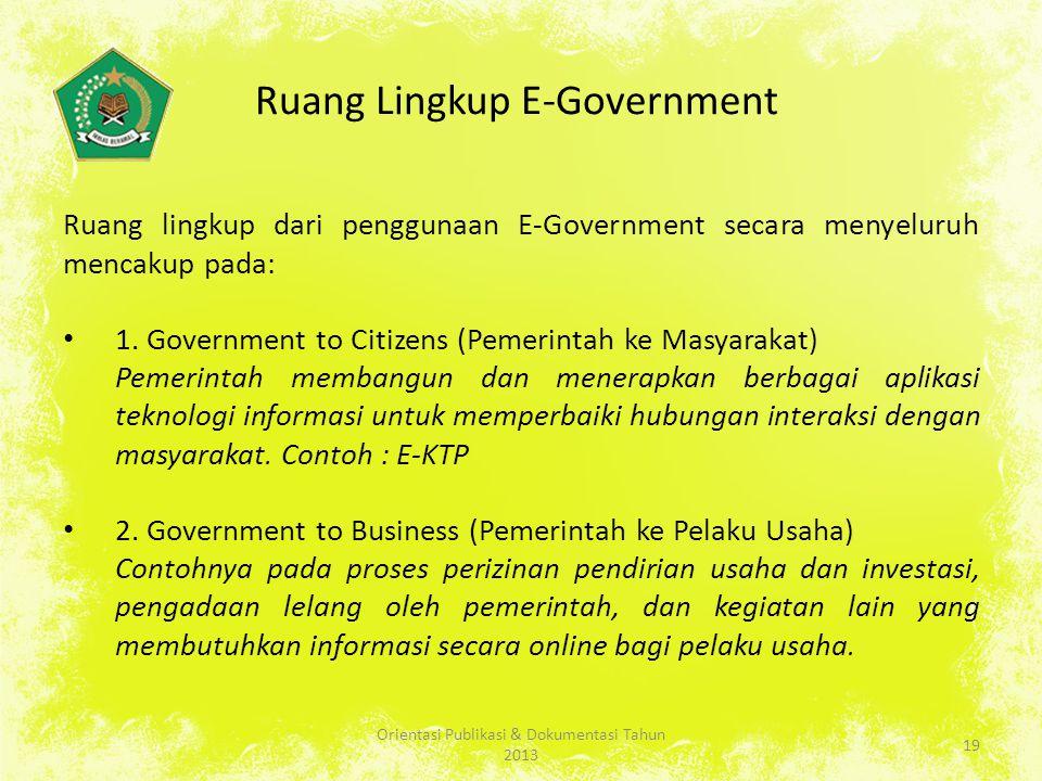 Kebijakan Teknis Kantor Wilayah Kementerian Agama Provinsi Sulawesi