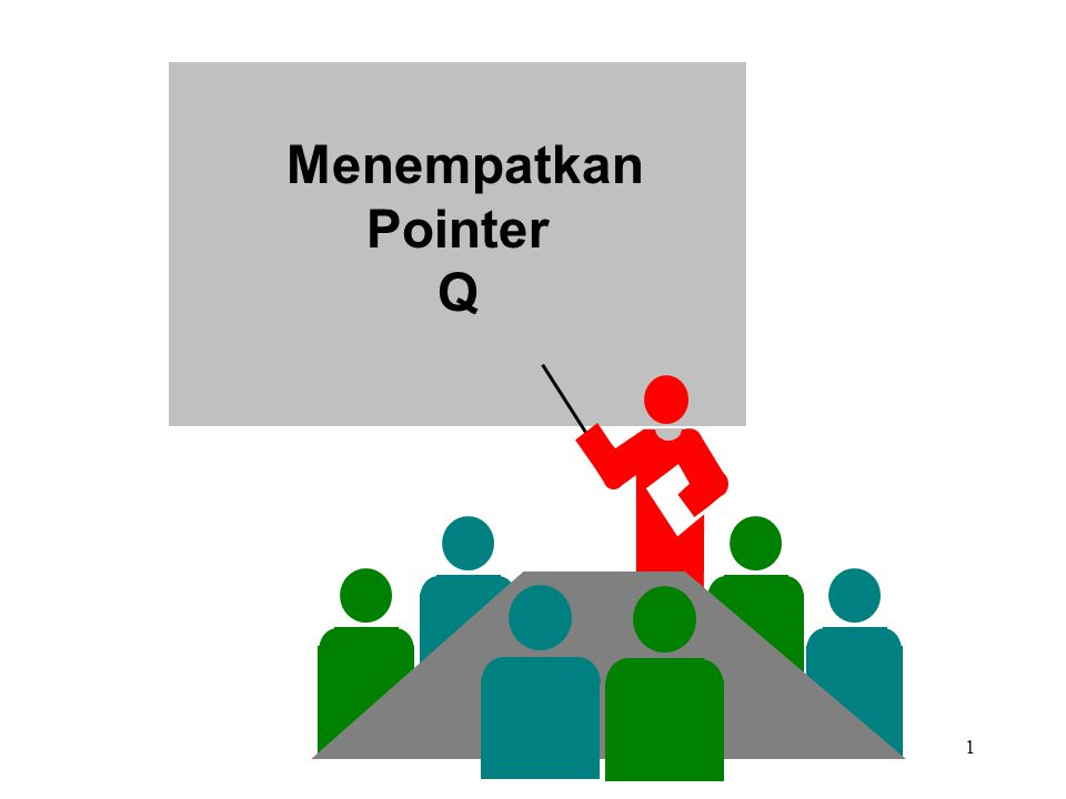 Menempatkan Pointer Q 6.3 & 7.3 NESTED LOOP