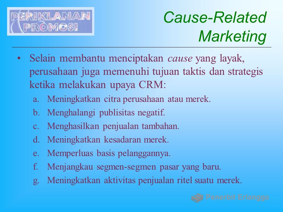 Cause-Related Marketing