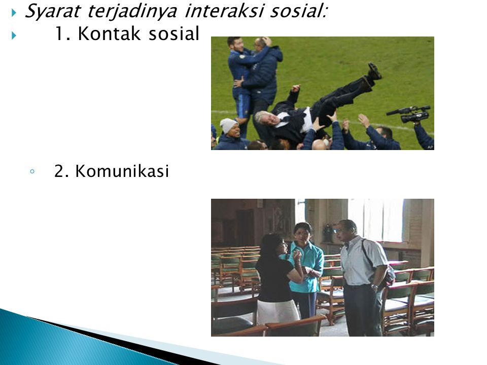 INTERAKSI SOSIAL. - ppt download