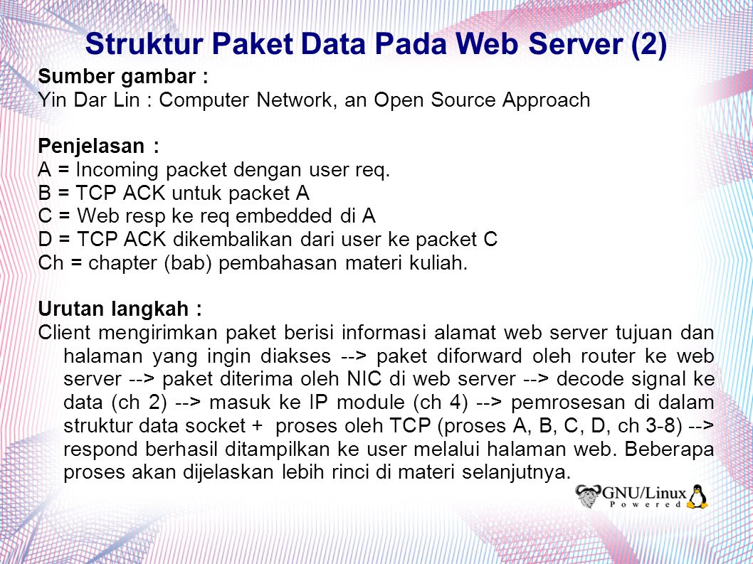 Struktur Paket Data Pada Web Server (2)
