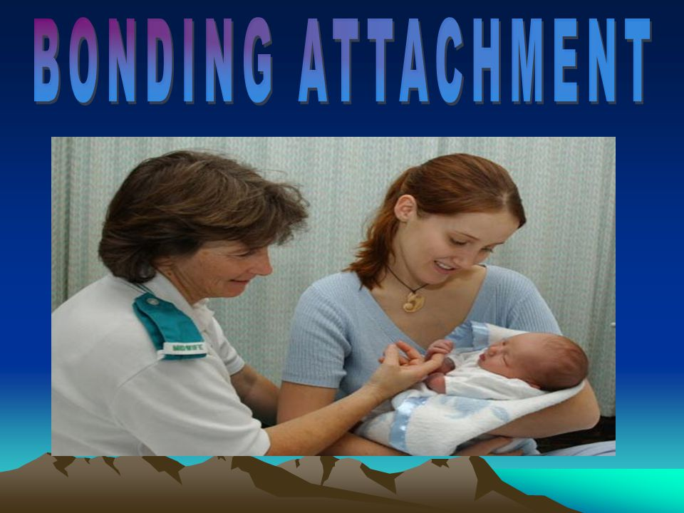 BONDING ATTACHMENT