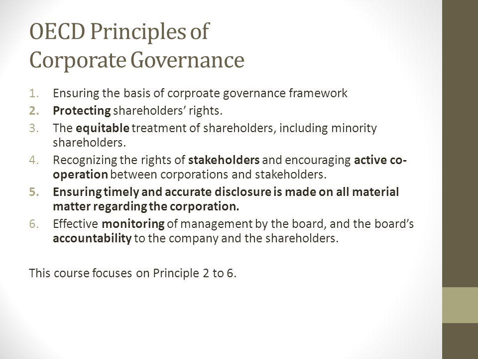 Pengajaran Corporate Governance Dan Perkembangan Cg Scoring Ppt