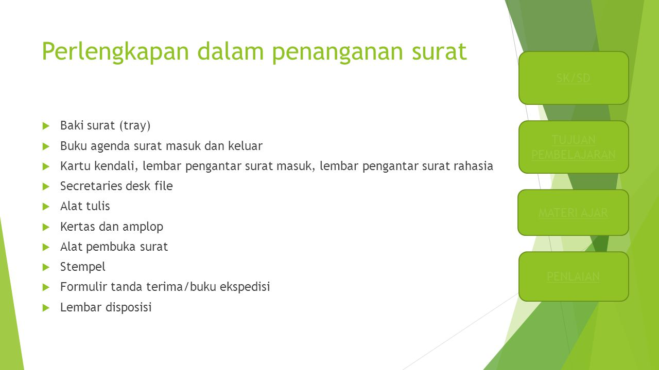 Jenis Jenis Suratdokumen Ppt Download