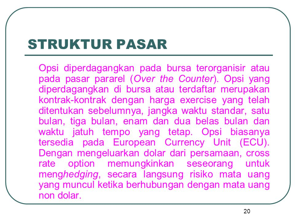Info Perdagangan