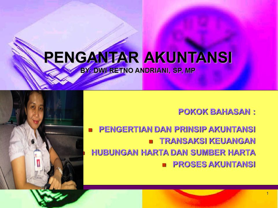 BY: DWI RETNO ANDRIANI, SP, MP